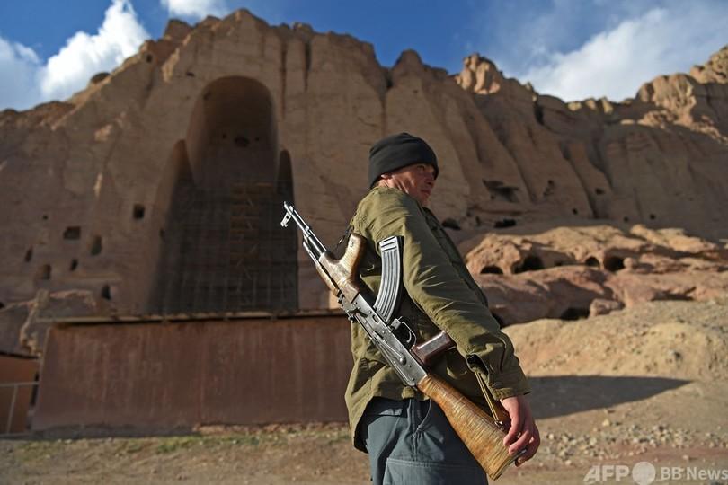 仏像破壊から20年、タリバン復権を危惧するバーミヤン 写真22枚 国際 ...