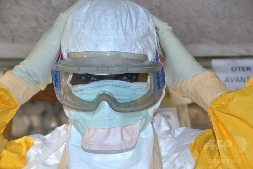 エボラ出血熱の死者、7500人超える