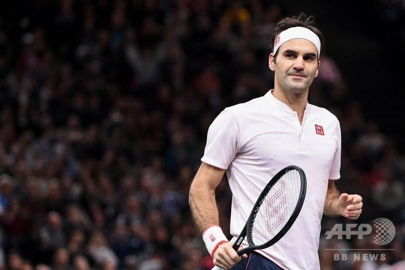 フェデラーが7年ぶりVへ意欲、11日に錦織と初戦 ATPファイナルズ