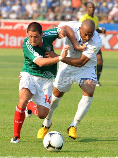 メキシコ、ホンジュラスに追いつかれドロー W杯北中米カリブ海予選