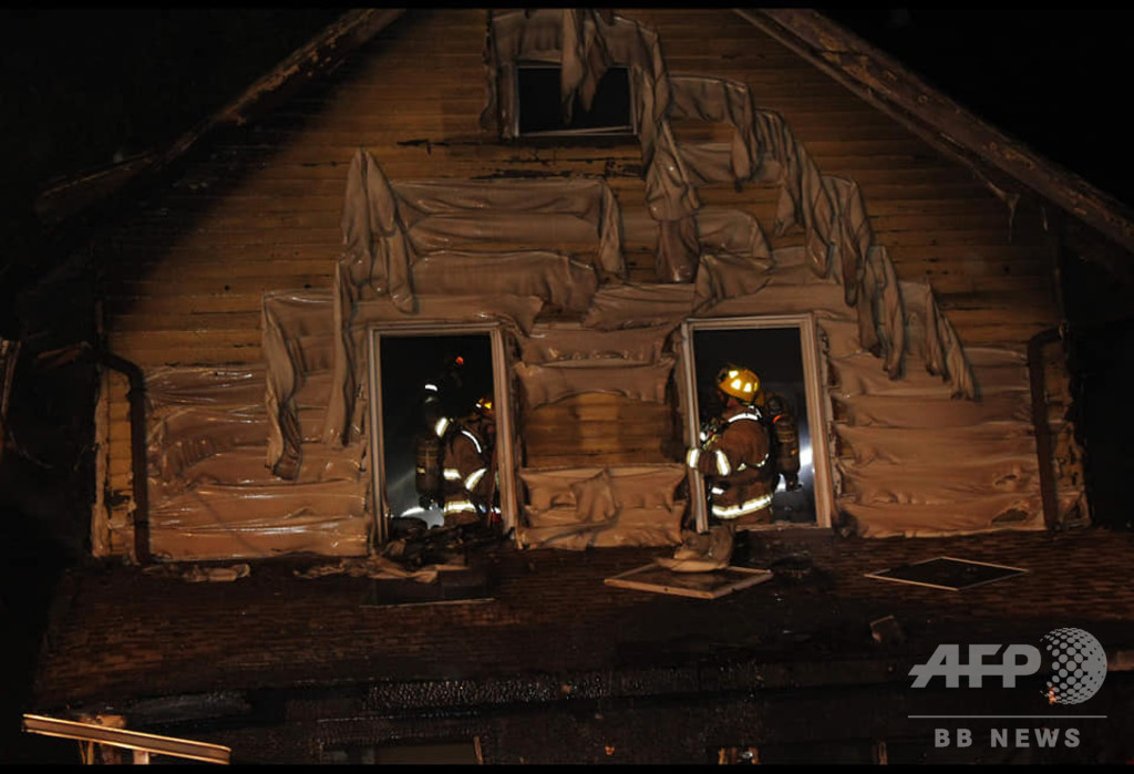 託児所火災で子ども5人死亡 米ペンシルベニア州 写真1枚 国際ニュース ...