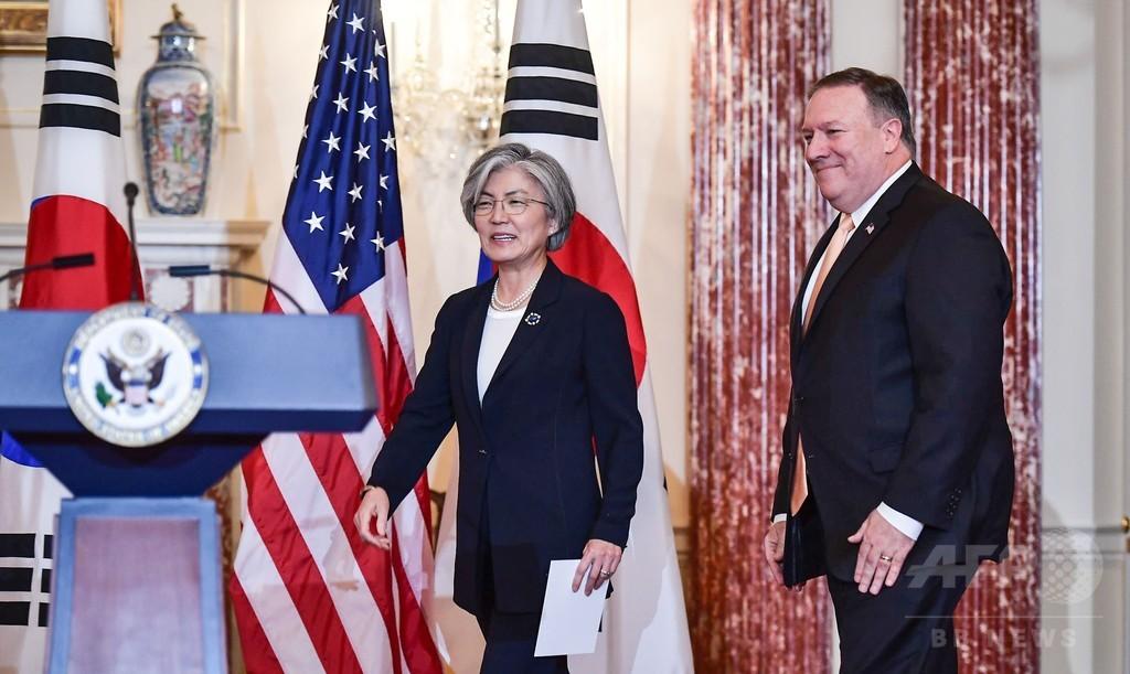 北朝鮮の非核化、「思い切った行動」なら経済協力 米国務長官