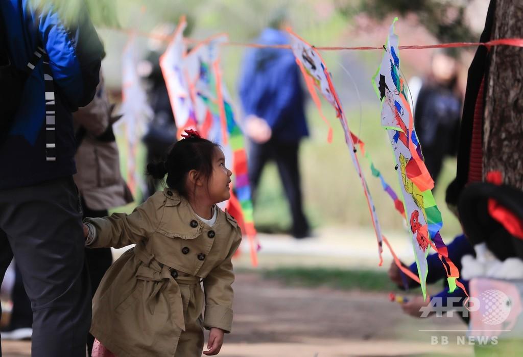 中国・清明節連休、北京は500件以上のイベントでにぎわう