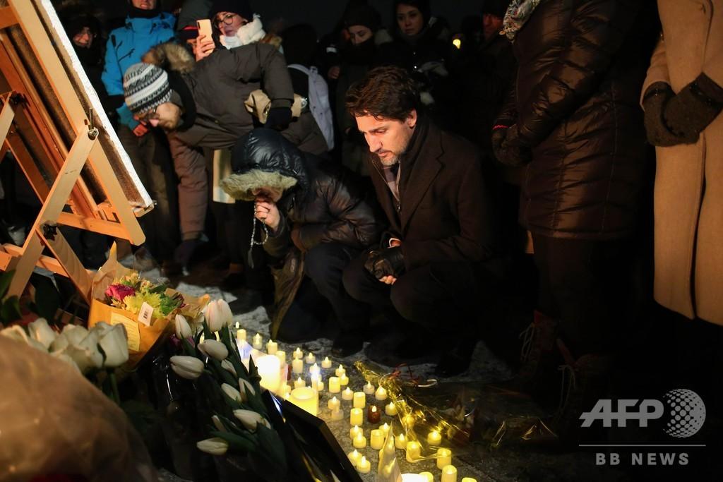 イラン軍の旅客機誤射、カナダ首相が遺族への説明と透明性を要求