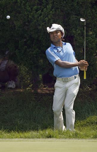 UBS日本ゴルフツアー選手権2008・3日目 片山は17位タイに