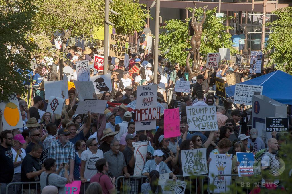 トランプ氏に抗議、米ユダヤ教指導者ら伝統の電話会談ボイコット