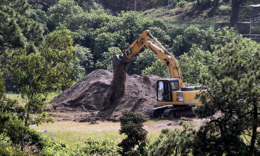 メキシコで袋詰めの29遺体発見 井戸底に大量遺棄