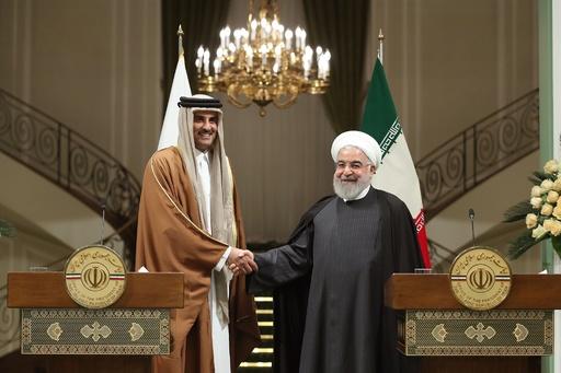 イラン、緊張緩和が「唯一の解決策」と示唆 対米関係緊迫化で