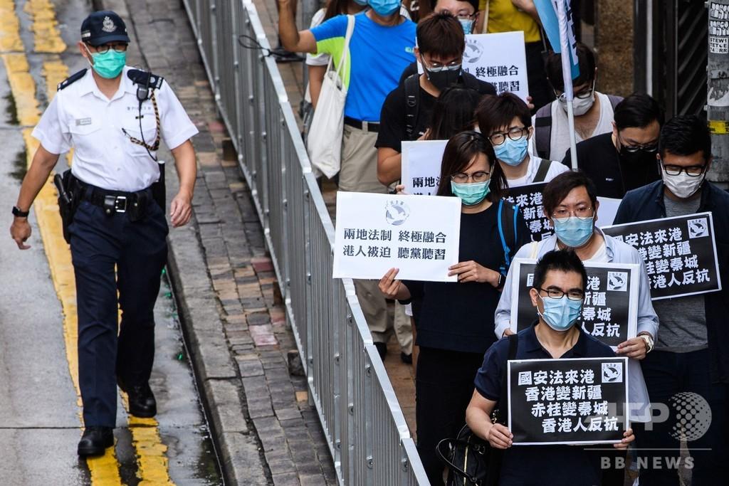 【解説】渦中の香港国家安全法、その内容と中国の思惑は?