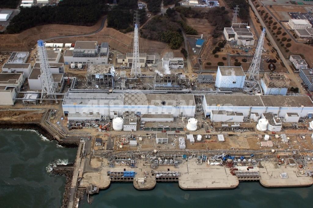 福島第1原発近くで大地震の恐れ、東北大教授らが警告