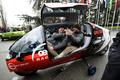 クリーンな電気自動車、「80日間世界一周」に成功