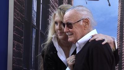 動画:アメコミの巨匠スタン・リー氏死去 95歳
