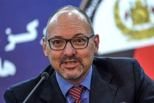EUアフガン特使が停戦呼び掛け、米国防長官はカブール電撃訪問