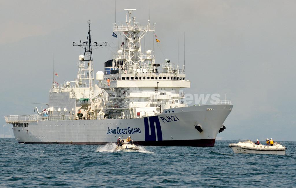 海上保安庁、フィリピン沿岸警備隊と海賊対策合同訓練
