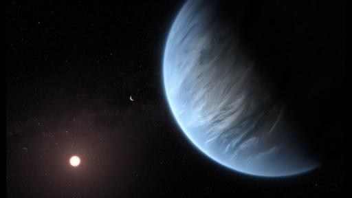 動画:地球型惑星に水蒸気 存在を初めて確認