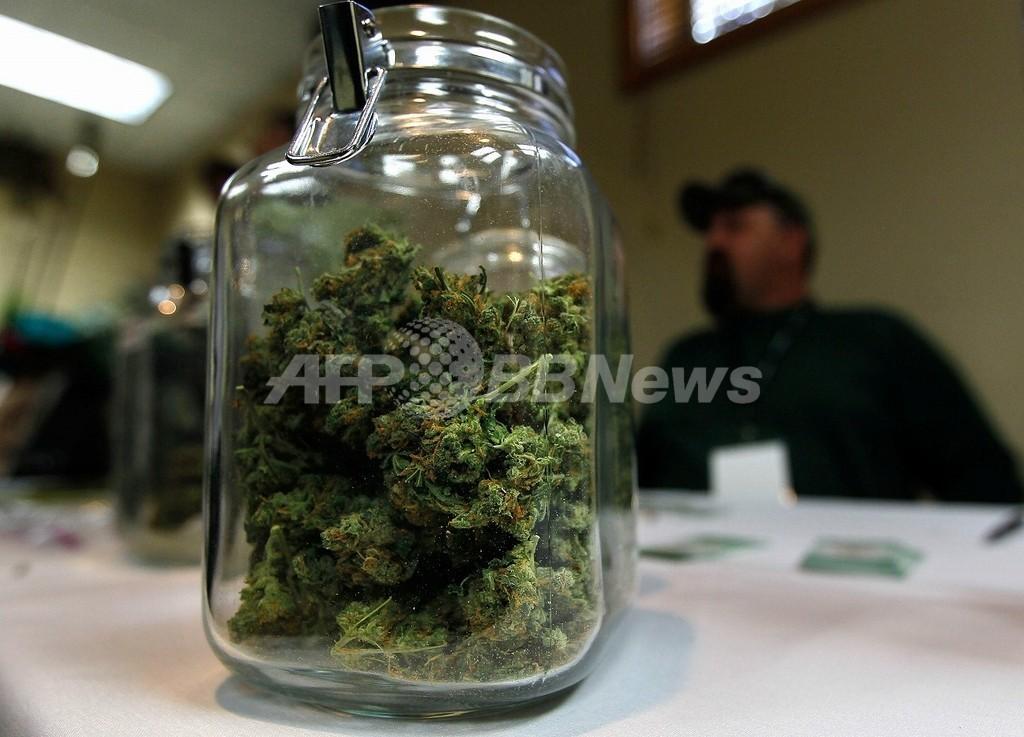 大麻吸引は精神疾患リスクを増大、欧州研究