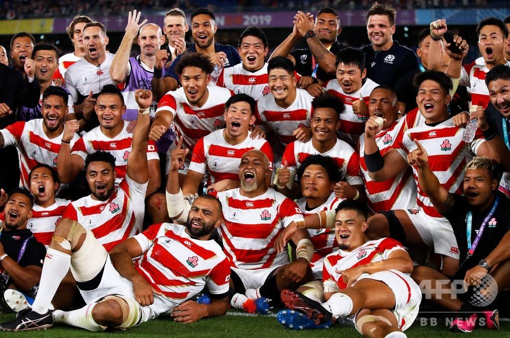 ワールドラグビー幹部、W杯日本大会は「大きなレガシー」残した