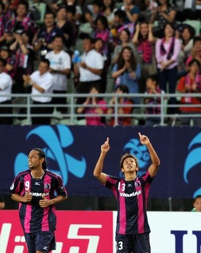 セレッソ大阪 清武の活躍で全北現代に先勝、ACL