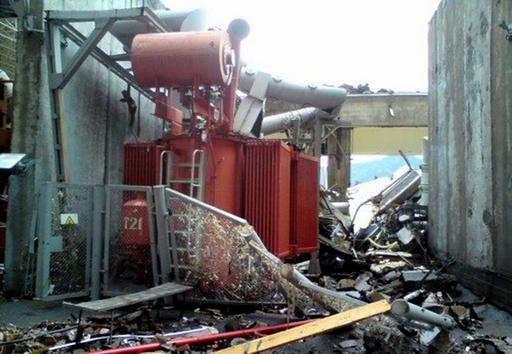 シベリアの水力発電所で送水管破裂事故、11人死亡