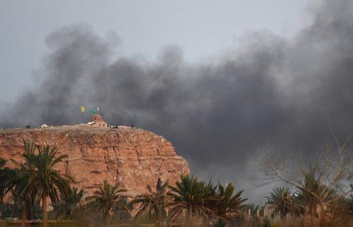 ISの「カリフ制国家」は完全に壊滅、クルド人民兵組織が発表