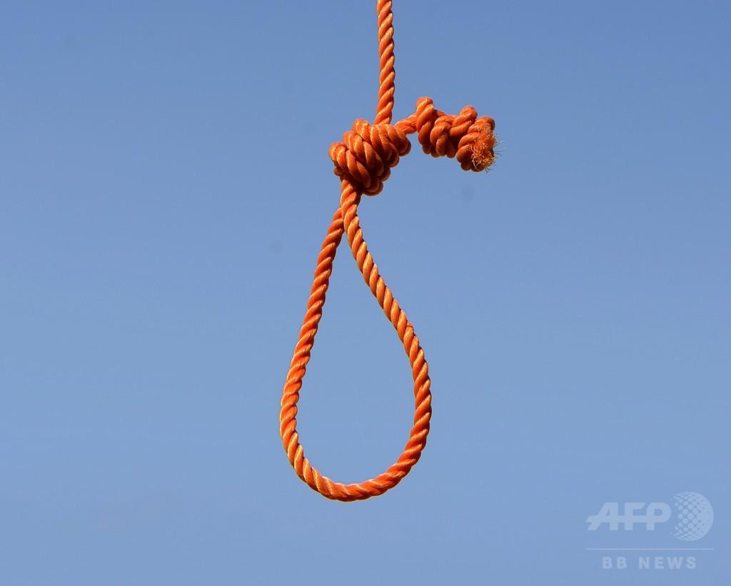 死刑執行人の求人に50人以上応募、失業率9割超のジンバブエ