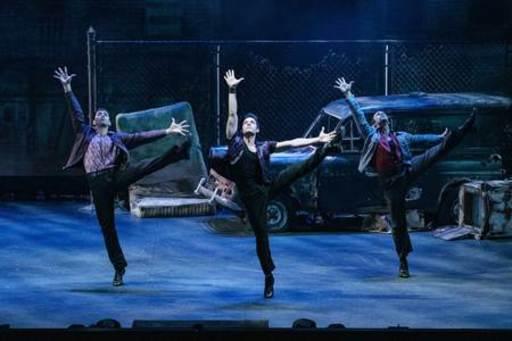 ブロードウェイ・ミュージカル「ウエスト・サイド・ストーリー」開幕!360°の迫力でニューヨークを体感!