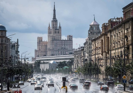 【AFP記者コラム】二度と来ないと決めたのに…3度目のモスクワの驚き