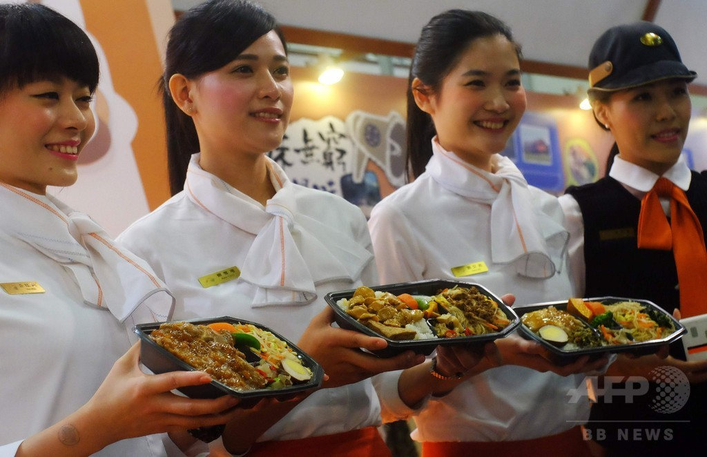 台湾で人気、昔ながらの駅弁「便当」 日本の影響も