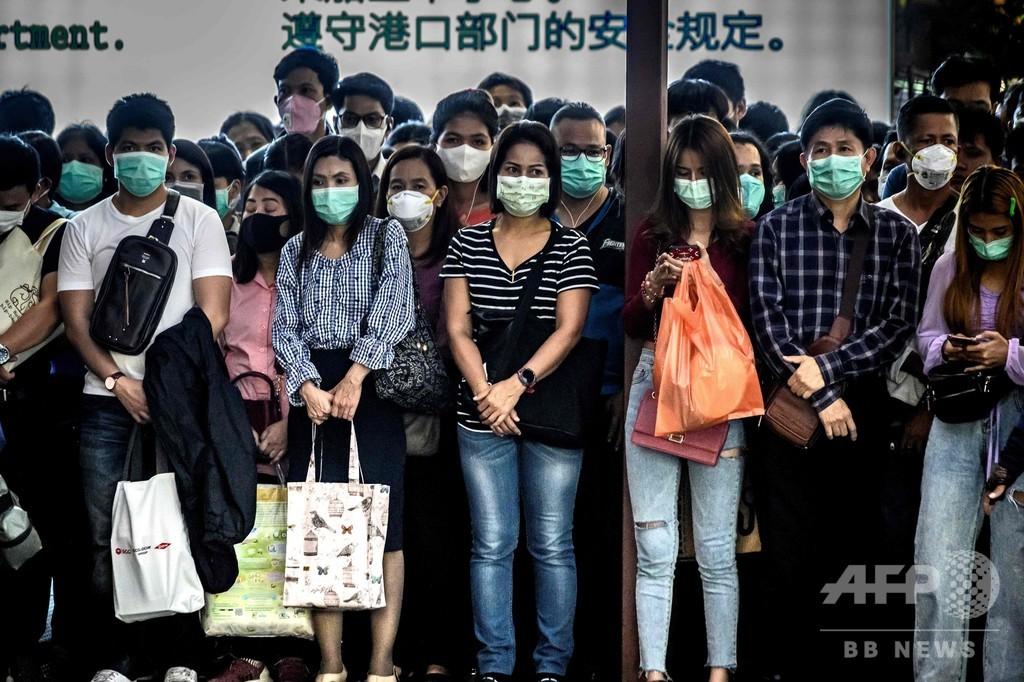新型ウイルス、各国が渡航規制強化 武漢当局は対応不足認める