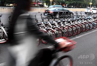 中国・シェア自転車の価格競争は終えん? 配車サービスに似た成長段階たどる