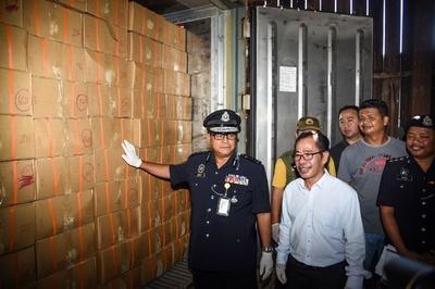 センザンコウの個体とうろこ約30トンを押収、マレーシアで過去最大規模