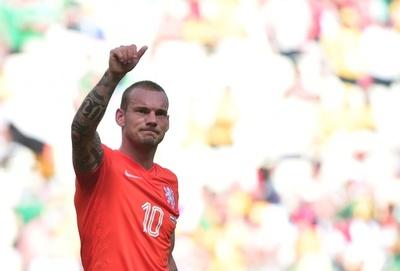 スナイデルがオランダ代表引退を表明、コーチ就任の可能性も示唆
