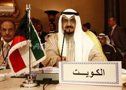 クウェート、原油500万バレルを日本に無償提供