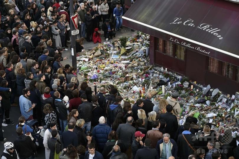 「今回は違う」 悲哀のパリ市民、広がる明日への不安