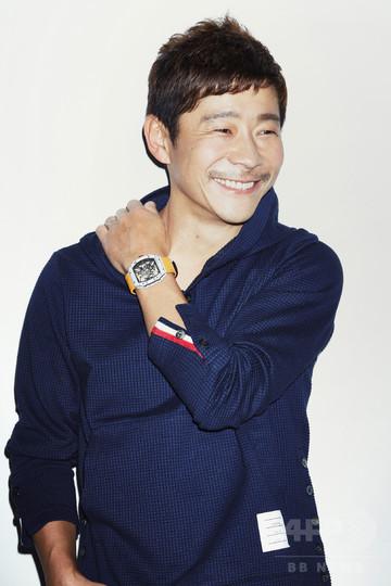 「ゾゾタウン」前澤友作氏は、アートの新たなゴッドファーザーとなる