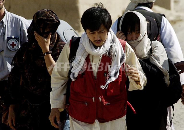 アフガニスタン、2007年は自爆攻撃が多発、タリバン掃討作戦で犠牲者増大