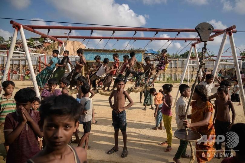 ロヒンギャ難民の「迷子」6千人超、半数はミャンマーで親殺された孤児