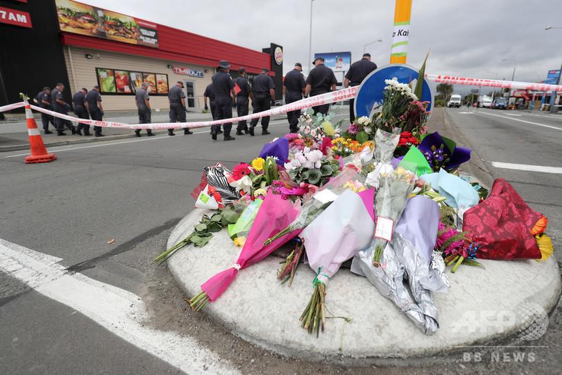 NZモスクの銃乱射、銃撃犯を追い掛け退散させた勇敢な信者