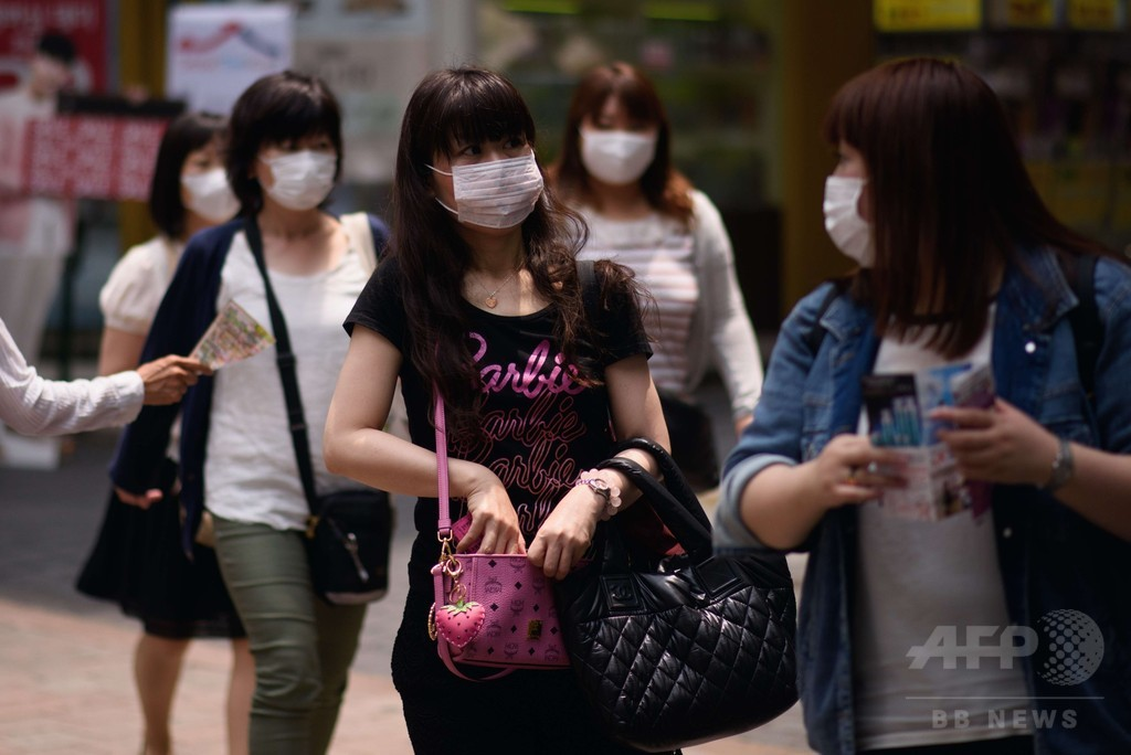 韓国、MERS対策で新法可決 虚偽申告に懲役刑や罰金