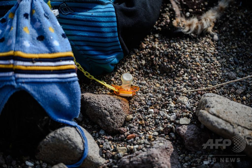 【AFP記者コラム】この赤ん坊がわが子だったら? トルコの海岸で見た耐え難い現実