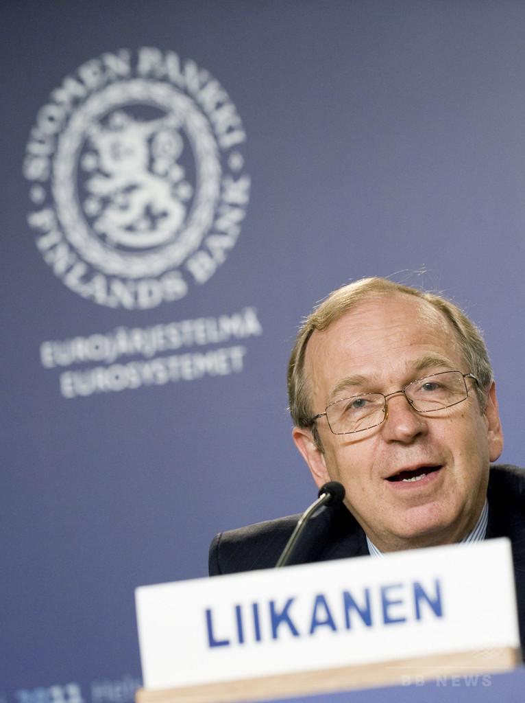 フィンランド中銀総裁、難民支援のため給料1か月分を寄付へ