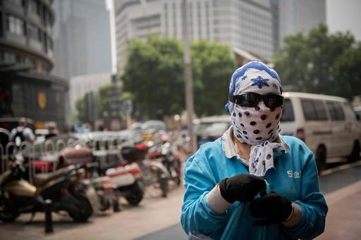 条約で禁止のオゾン層破壊ガス、中国北東部で大量放出 研究