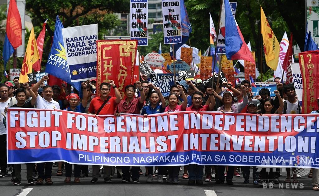 中国政府、フィリピン漁船への衝突認める 「当て逃げ」は否定