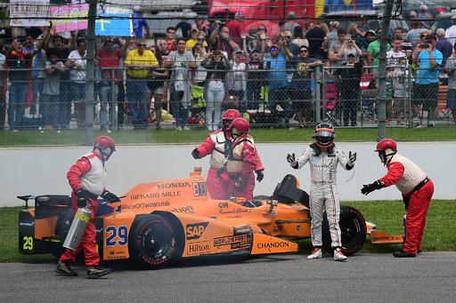アロンソのインディ500参戦に黄信号、2チームが乗車を拒否