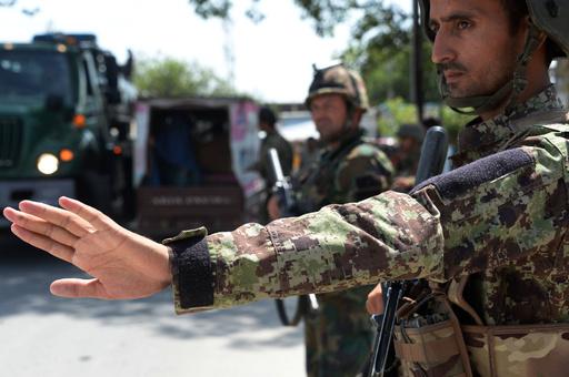 アフガンIS指導者、空爆で死亡 連合軍との共同作戦