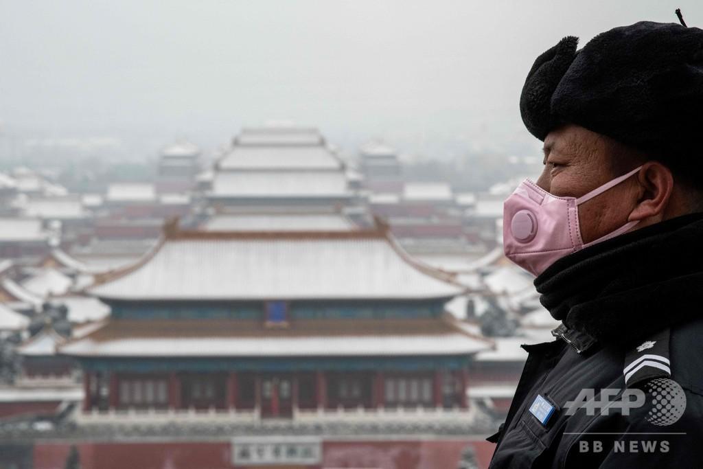 新型ウイルス、中国が対応の不備認める