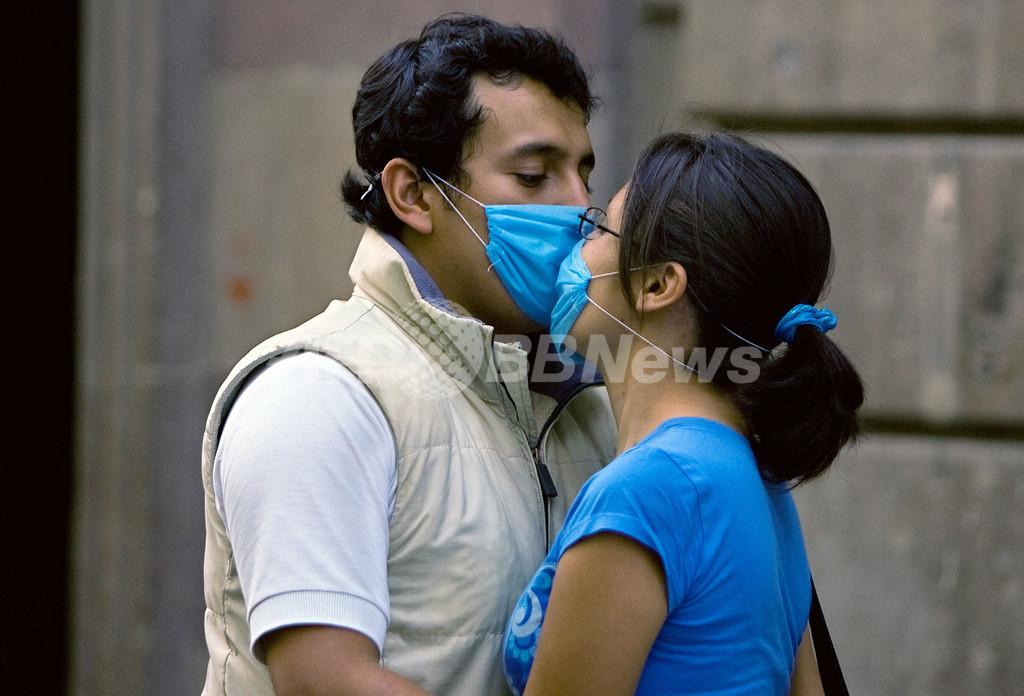 豚インフルエンザ拡大、メキシコ市の観光客に影響