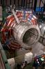 スイス・ジュネーブ(Geneva)にある欧州合同素粒子原子核研究機構(European Organisation for Nuclear Research、CERN)の粒子加速器「大型ハドロン衝突型加速器(LHC)」(2007年2月28日撮影)。(c)AFP/JEAN-PIERRE CLATOT