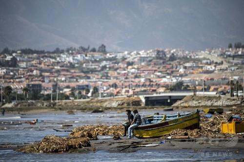 チリ地震、5年前の教訓が命を救った 専門家