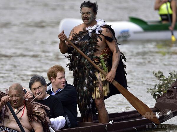 先住民マオリ崇拝の川に「法的人格」認める、ニュージーランド